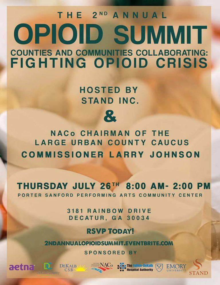 2nd Annual Opioid Summitt