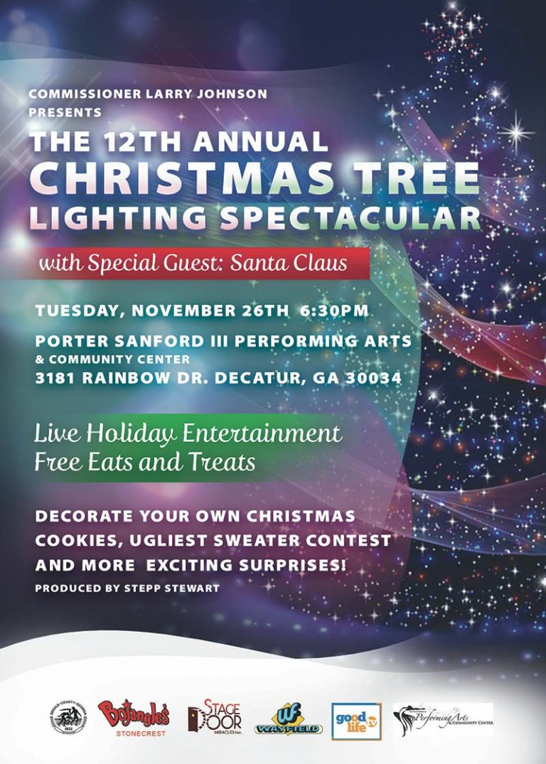 12th Annual Christmas Tree Lighting
